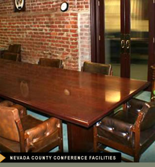 Conference Facilities - Grass Valley, CA